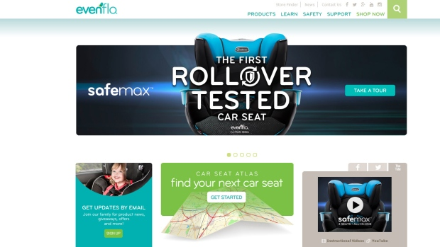 Car Seat Recall Evenflo