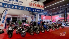 CTV Montreal: Motorcycle show gets (kick)started