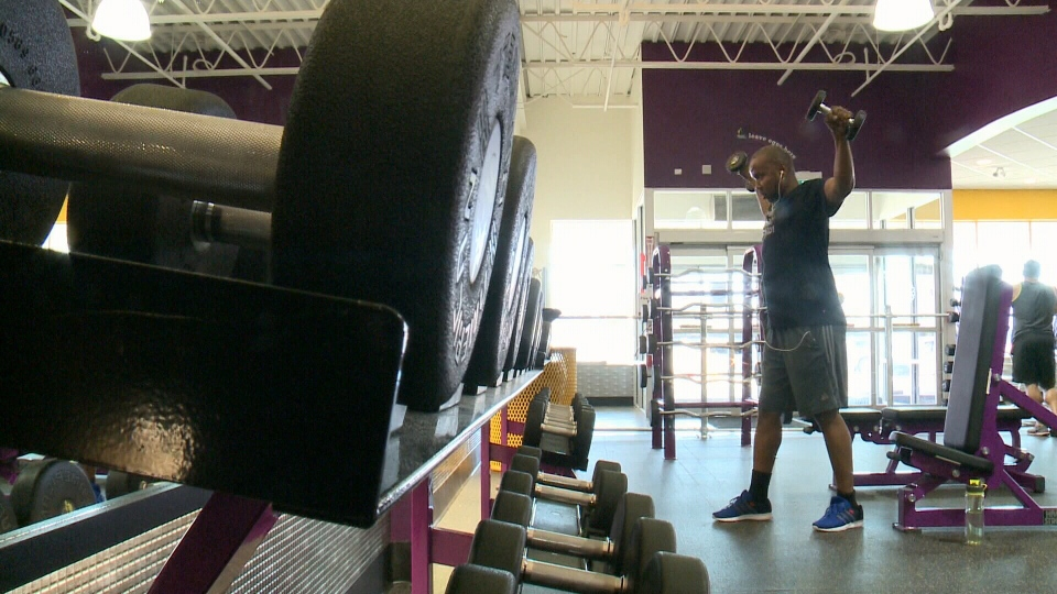 Weighing gym options in Ottawa