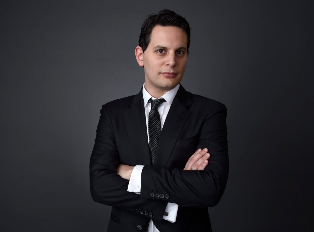 Toronto journalist Adam Benzine