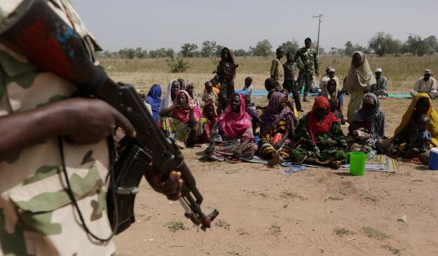 People flee Boko Haram