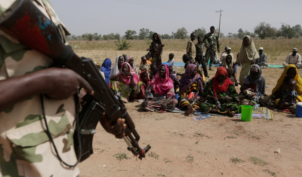 People flee Boko Haram