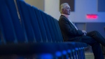 Preston Manning waits to speak at the opening of the Manning Centre conference, in Ottawa, on Friday, Feb. 26, 2016. (Adrian Wyld / THE CANADIAN PRESS)