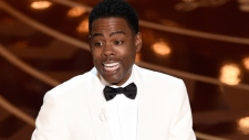 Host Chris Rock