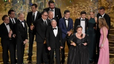 'Spotlight' wins Oscar best picture