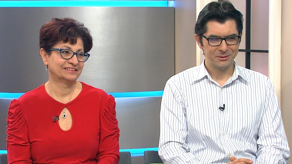 Arsho Zakarian and Kevork Manougian speak to CTV's Canada AM, Feb. 29, 2016.