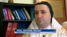 Bishop Paul Antoine Nassif