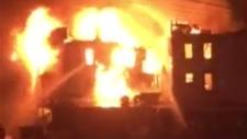 Mirror hotel fire