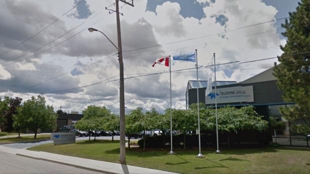 Teledyne DALSA's headquarters in Waterloo