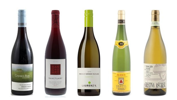 Wines of the week - February 29, 2016