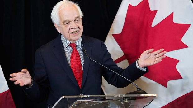 John McCallum, Minister of Immigration