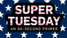 Extended: Super Tuesday in 80 seconds