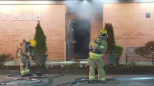 burnaby church fire