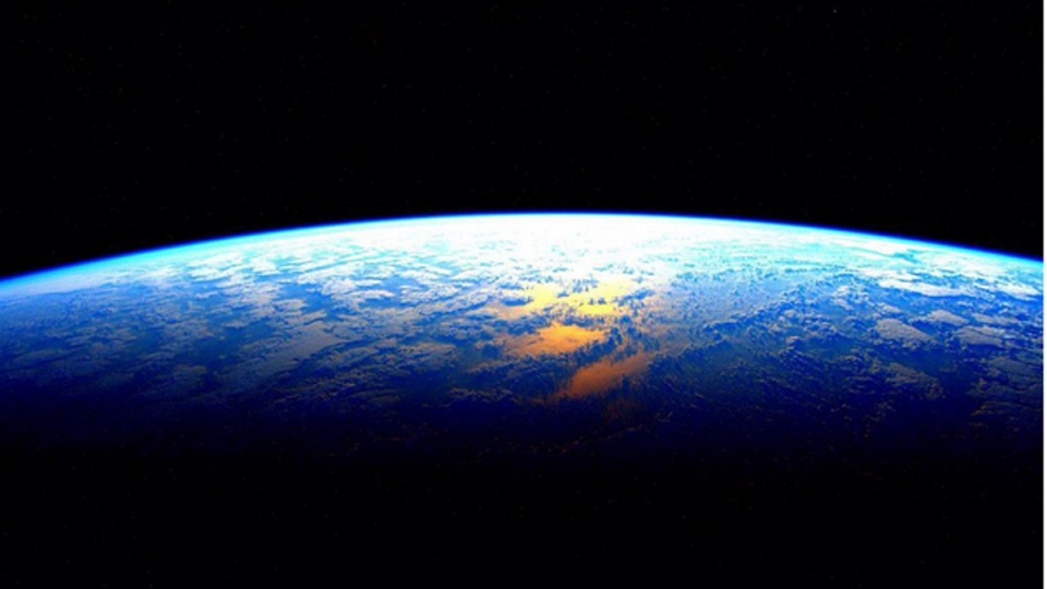 An image of Earth taken by Scott Kelly aboard the International Space Station on Feb. 29, 2016. (Instagram / stationcdrkelly)