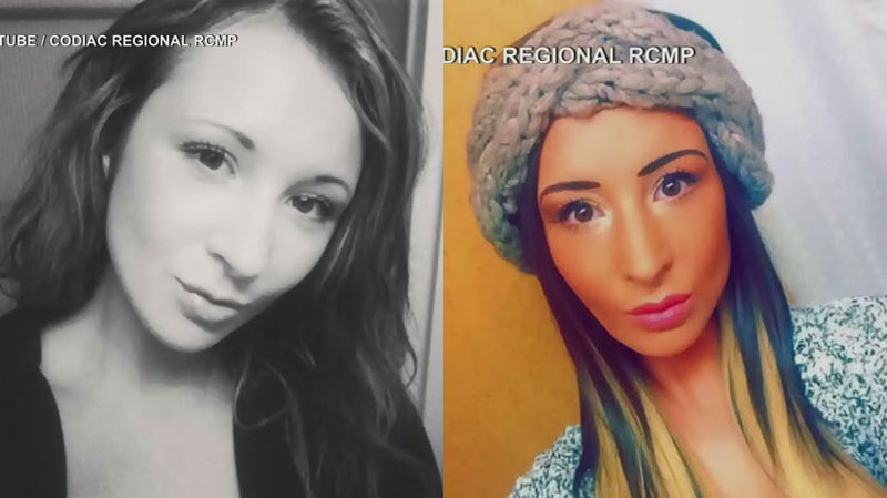 RCMP say they arrested 20-year-old murder suspect Marissa Shephard in Moncton.