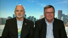 Bennet Moase and John Martin speak to CTV's Canada