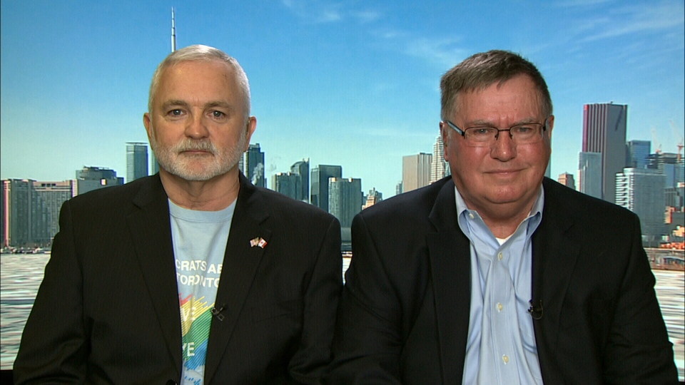 Bennet Moase and John Martin speak to CTV's Canada AM, March 1, 2016.