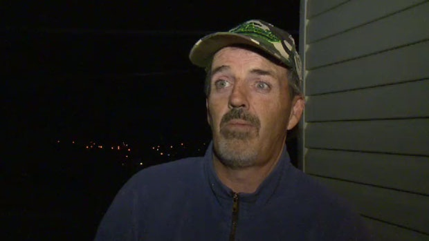 Tim Slaunwhite contacted police after claiming to see a plane crash in Terence Bay, N.S.
