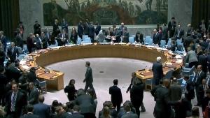 U.N. Security Council vote on N. Korea sanctions