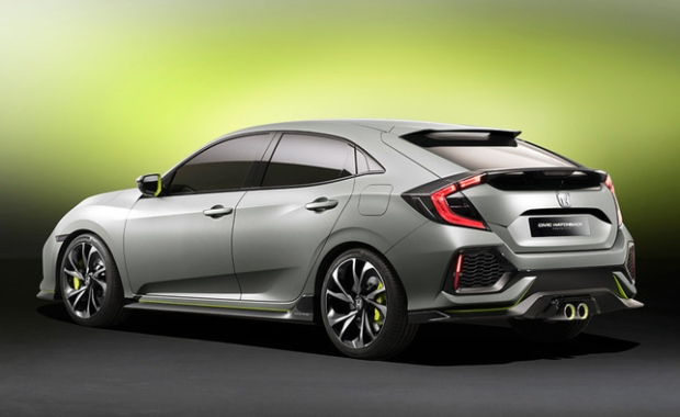 Hot new Honda Civic hatchback coming to Canada