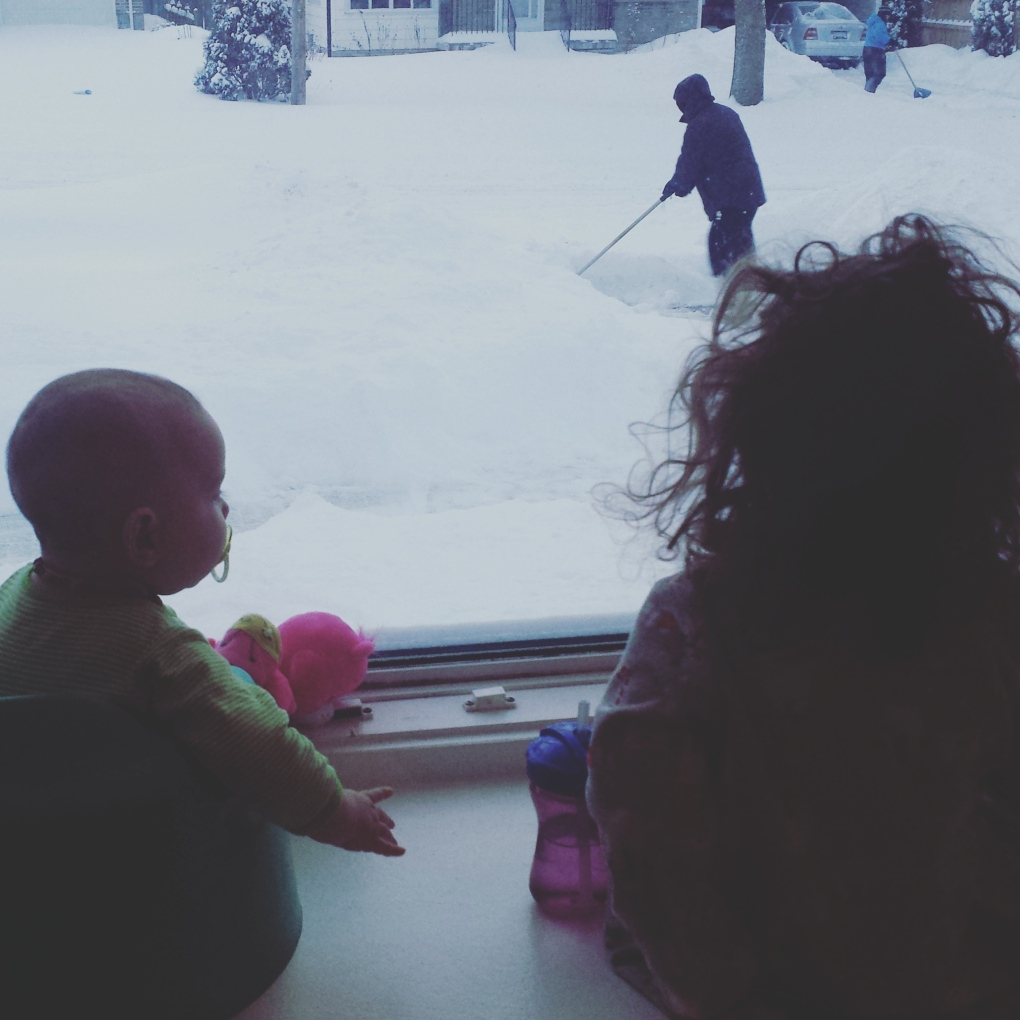 Digging out: Winter storm wallops region | CTV Barrie News