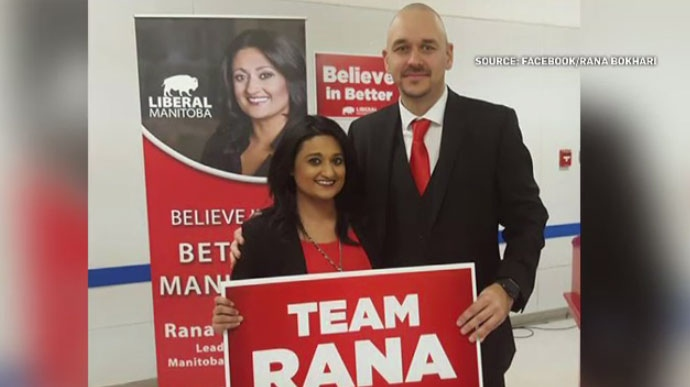 Manitoba Liberal Party leader Rana Bokhari said in a statement that Hall has apologized and offered his resignation, which she accepted. (File image)