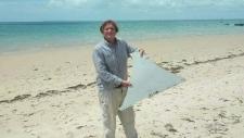 Possible MH370 debris found