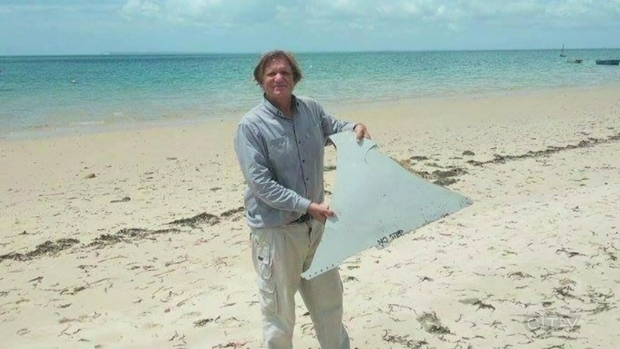Possible MH370 debris found