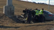 Fatal crash - Stoney Trail