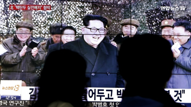 Kim Jong Un threatens to use nuclear strikes