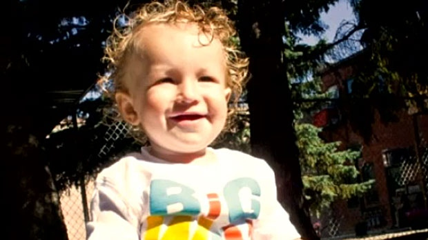 Ezekiel Stephan died in 2012 of meningitis that had developed from a lung infection.(Supplied)