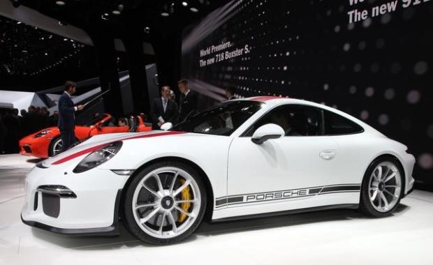 2017 Porsche 911 R