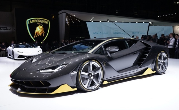 $2.5m lamborghini centenario supercar sells out before its unveiling