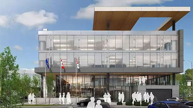 The first phase of the new Kensington Legion is expected to open by the end of 2016.