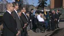 Politicians attend Legion groundbreaking