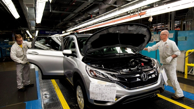 What S Left Of Canada S Automotive Industry Ctv News