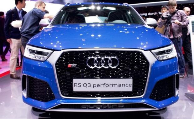 Audi RS Q3 Performance SUV