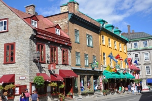 Quebec City. (Jiawangkun / Shutterstock.com)