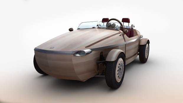 Toyota to Debut Wooden Setsuna Concept in Milan