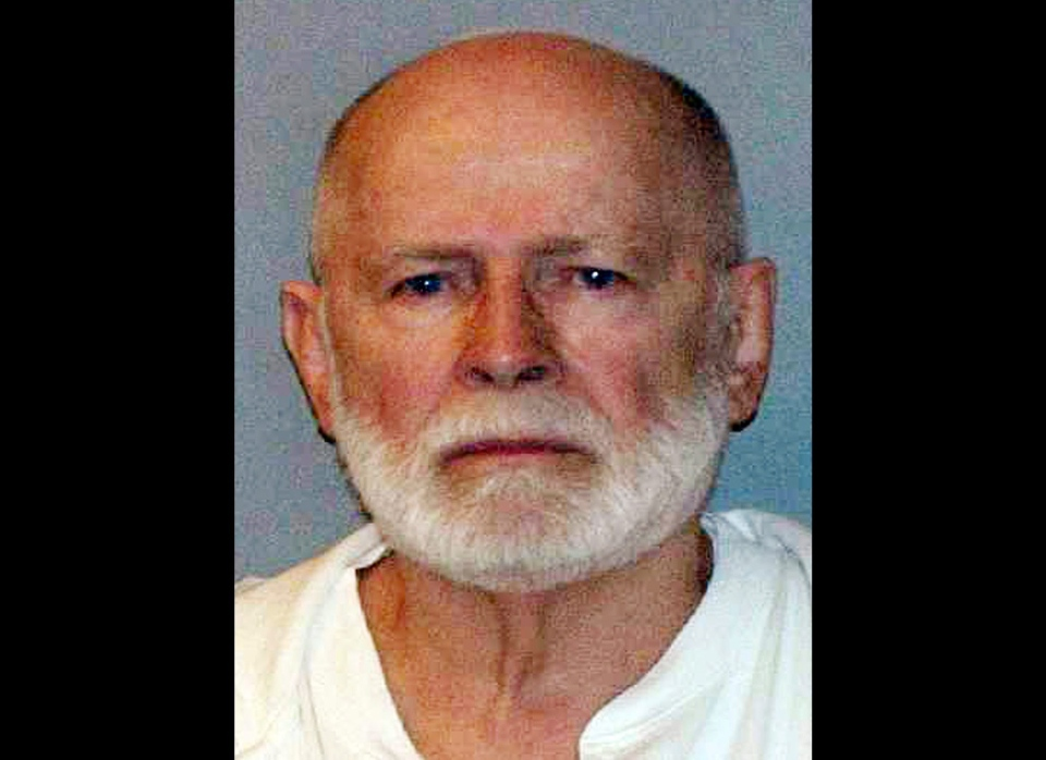"This file June 23, 2011 booking photo provided by the U.S. Marshals Service shows James ""Whitey"" Bulger, captured in Santa Monica, Calif., after 16 years on the run. (U.S. Marshals Service / AP Photo)"