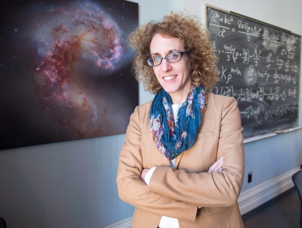 McGill Space Institute Director Vicky Kaspi