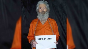 This undated handout photo provided by the family of Robert Levinson, shows retired-FBI agent Robert Levinson. (AP/Levinson Family)