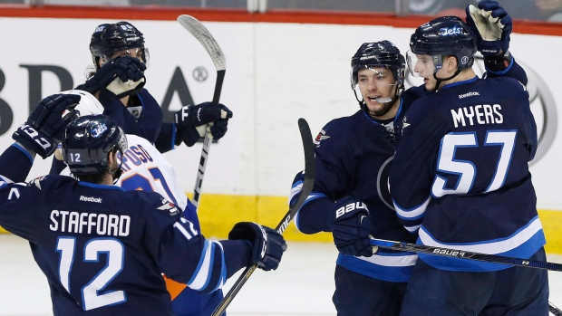 finest selection 6bae8 cf038 Jets to host Oilers in 2016 Heritage Classic: AP source ...