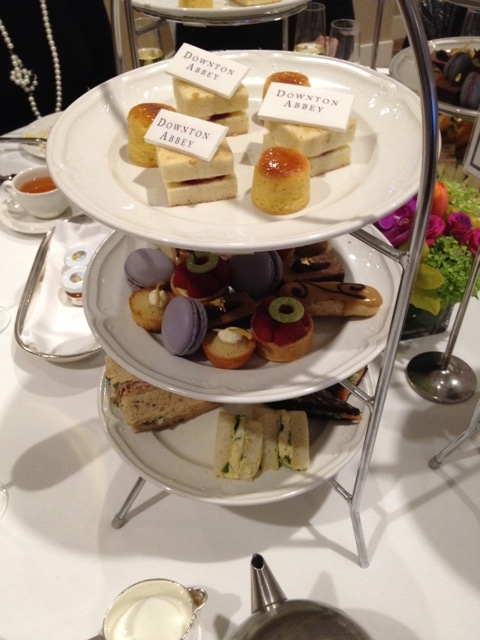 Guests were treated to afternoon tea with the countess. (Robert Collins/CTV)
