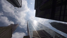 Bay Street in Toronto