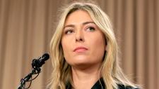 Maria Sharapova drug test