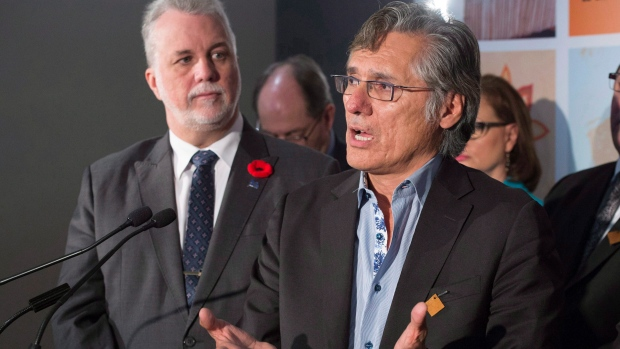 Matthew Coon Come, Grand Chief of Quebec Crees