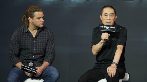 China looks to Matt Damon for film help