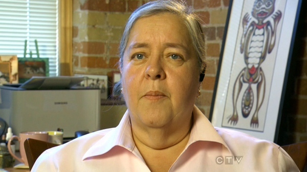Sylvia Maracle is a Toronto-based lecturer, speaker advocate for women's issues and Canada's urban-dwelling indigenous people. (CTV News)