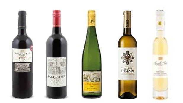 Wines of the week - March 07, 2016